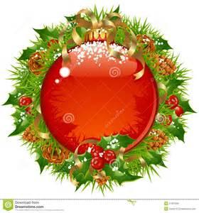 christmas vector frame 14 stock photos image 21907963