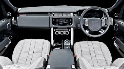 British Home Interiors kahn s new interior package for 2013 range rover vogue