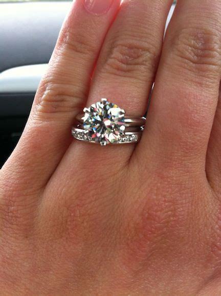 Tiffani Set Tifani 25 best rings images on wedding bands