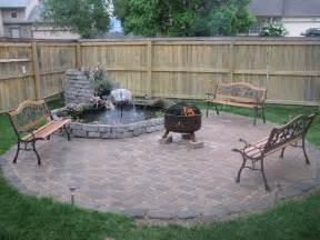 backyard patios with fire pits triyae com small backyard fire pit designs various