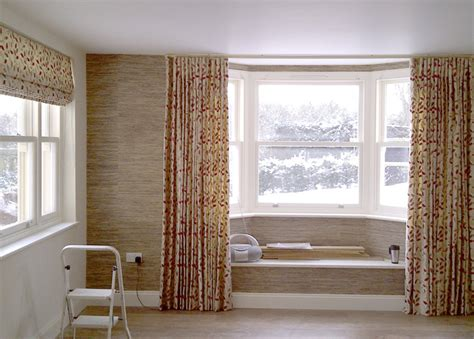 wallpaper matching curtains curtains with matching roman blinds curtain menzilperde net