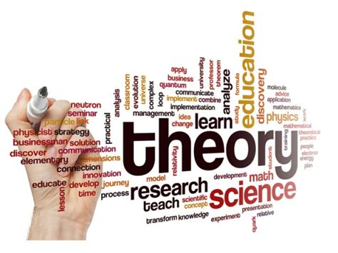 Theory Of by Theory And Knowledge American Sociological Association
