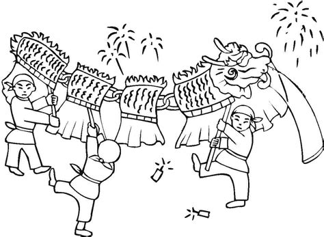 preschool coloring pages chinese new year preschool new year clipart clipground