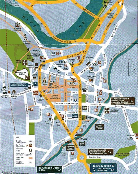where is lancaster on a map maps of lancaster