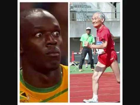 Record 100 Metri Usain Bolt Ha Un Rivale Di 105 Anni