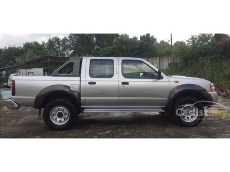 nissan frontier 2009 gran road 2 5 in kuala lumpur manual pickup truck grey for rm 29 300