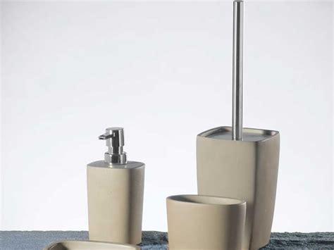 set bagno set accessori bagno horus metaform