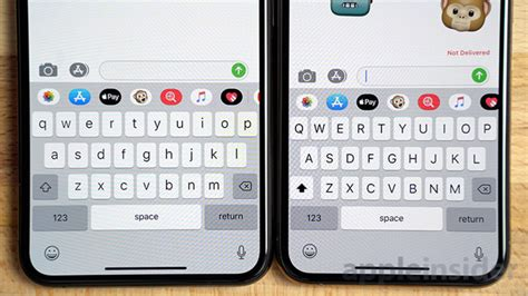 one month later iphone xs versus the iphone xs max