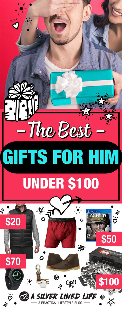Great Gifts For Him 100 the best gifts for him 100 a silver lined