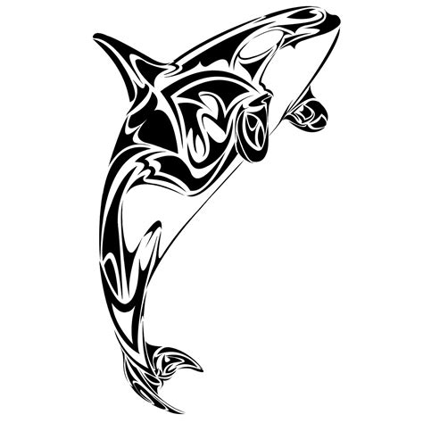 tribal orca tattoo request for juliannatala part 1 by taraprince on deviantart
