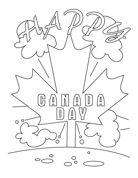 printable coloring pages canada day welcome to the country of maples coloring pages