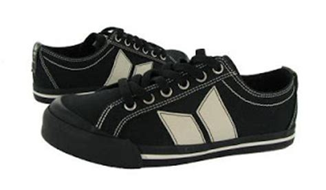 Harga Macbeth Wallister Black Cement shoes macbeth shoes