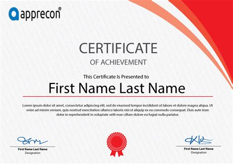 certificate design in ppt freebies certificate template free download on behance