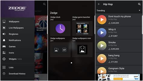 themes for android on zedge the seven best android apps to customize your device for a