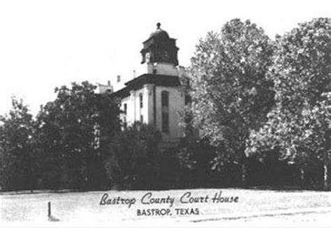 Bastrop County Court Records Bastrop County Rootsweb Autos Weblog