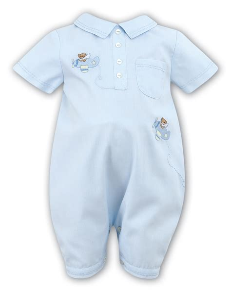 Teddy romper baby boutique clothing