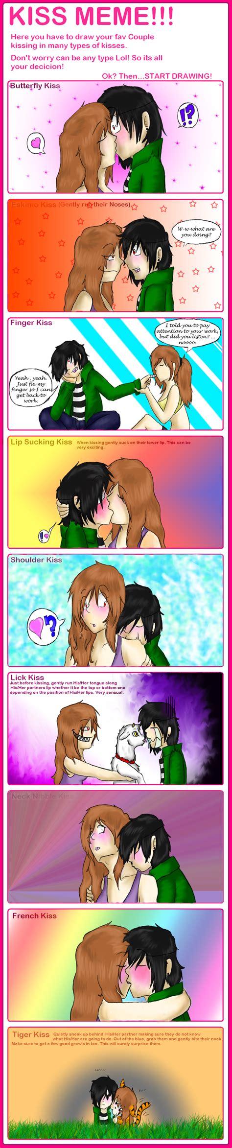 Kiss Meme - ben keera kiss meme by pokemon chick 1 on deviantart