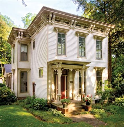 architecture house styles italianate architecture and history restoration design
