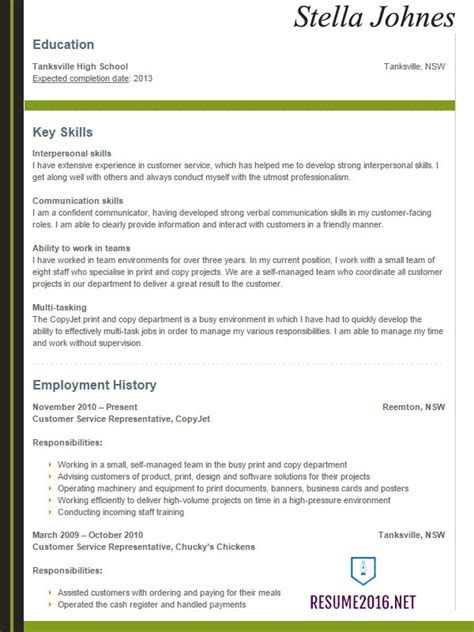 top 10 resume templates 2016 resume exles 2016 for tips to win