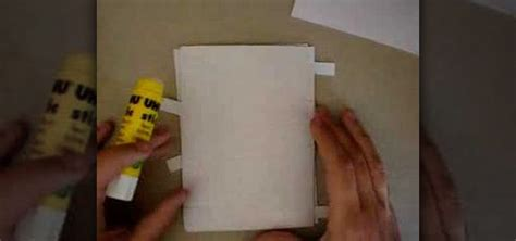 How To Make A Wallet Out Of Paper - how to make a magic wallet out of paper 171 prop tricks