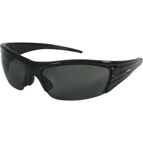 3m fuel x2 safety eyewear black frame gray lens model