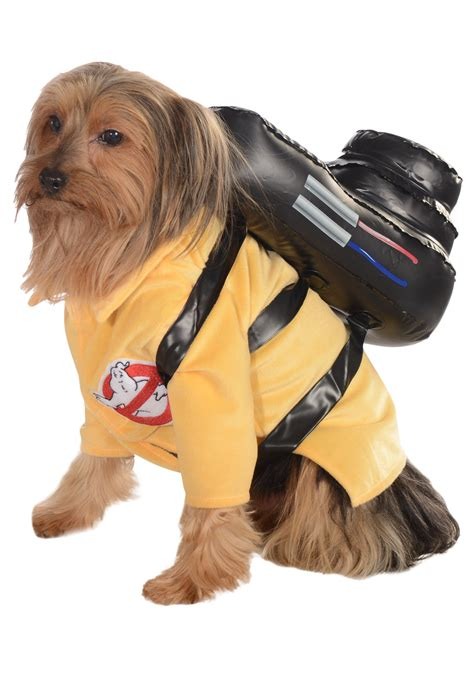 costumes with dogs ghostbusters jumpsuit pet costume
