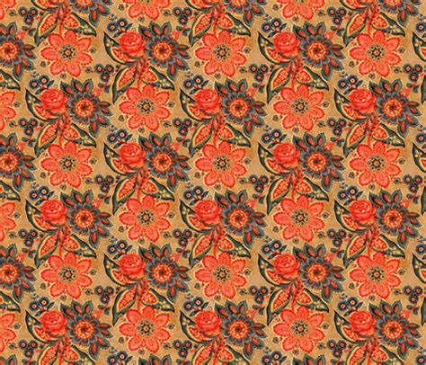 basic pattern in spanish traditional spanish floral fabric unseen gallery fabrics