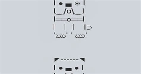 bulldog text art  facebook twitter google  cool ascii text art