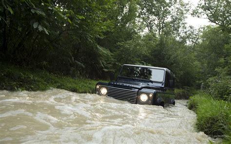 land rover jungle land rover road suv river jungle hd wallpaper cars