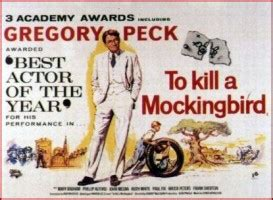 to kill a mockingbird universal themes gregory peck movie quotes quotesgram