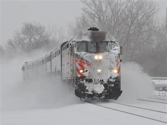 heater temperature in winter metra prepares for winter weather with switch covers heaters commuter trains on track on
