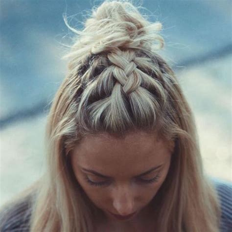 How To Braided Hairstyles by 1000 Ideas About Braided Hairstyles On