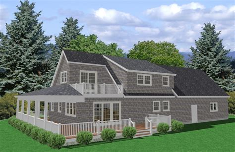 cape cod house plan 3 bedroom house plan traditional