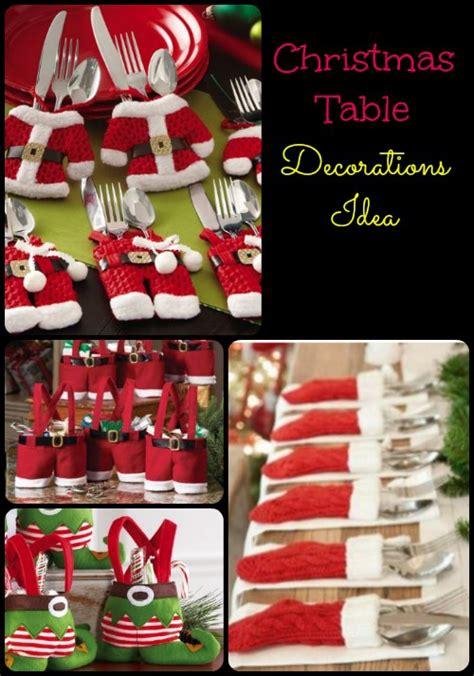 christmas table decoration ideas isavea2z com