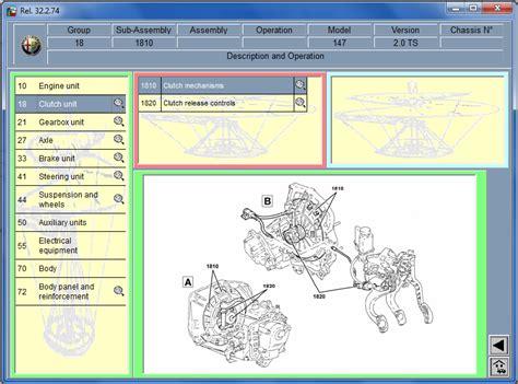 alfa romeo elearn dte manuals printable version
