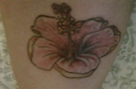puerto rican flower tattoo national flower amapola