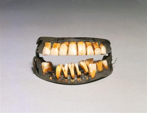 washington s or not george washington s teeth were wooden
