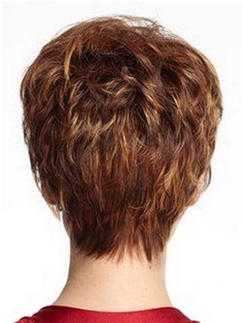 Various Short Haircuts Back Views   Popular Long Hairstyle
