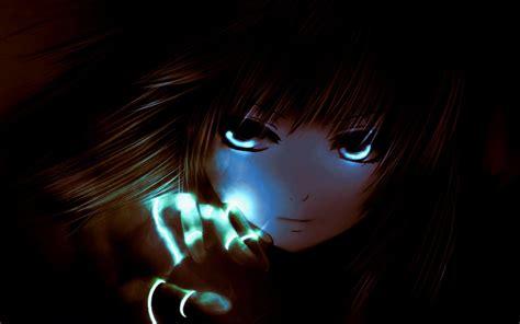 anime art dark dark anime girl by cr8t1ntev on deviantart