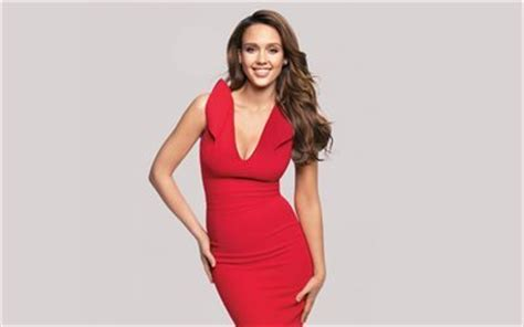 xfinity commercial actress red dress download wallpapers jessica alba hollywood actress