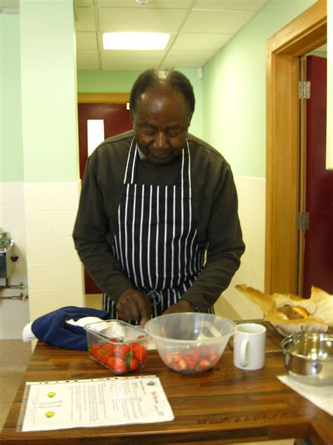Black Cooking In The Kitchen by Men S Cooking Appear On One Show Lifelines
