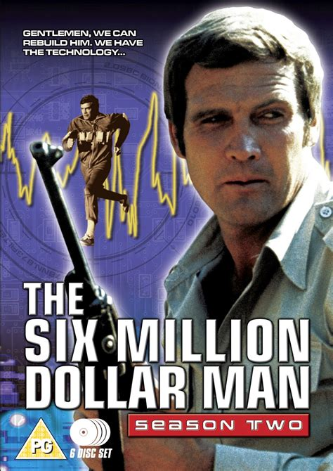 Win A Million Dollars Instantly - giveaway win the six million dollar man seasons 1 and 2