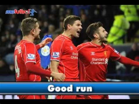epl highlights youtube epl highlights leicester 1 3 liverpool youtube