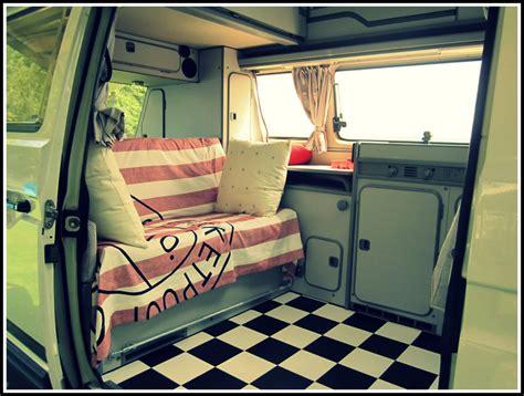 volkswagen van hippie interior ilovemyhouse august 2010