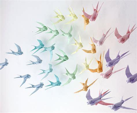 Origami Of Birds - amazing origami artist sipho mabona origami master
