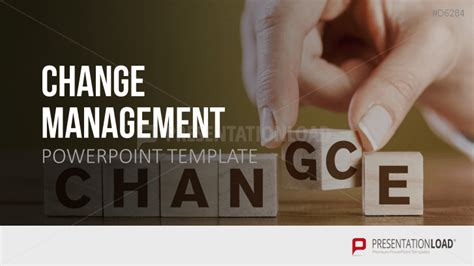 Change Management Powerpoint Template Powerpoint Replace Template