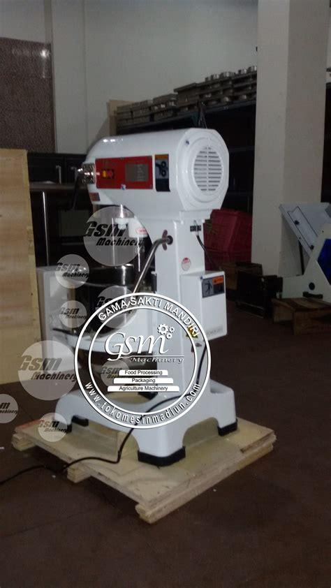 Mesin Mixer Untuk Adonan Batako mesin mixer roti untuk segala adonan roti type dmx b30