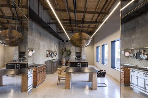 siematic löhne siematic la cornue showroom levin packer architects