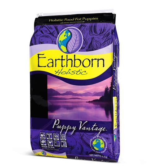 earthborn puppy vantage puppy vantage holistic food formulas earthborn holistic 174 pet food
