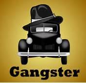 Gangster Car Illustration Clip Art At Clkercom  Vector